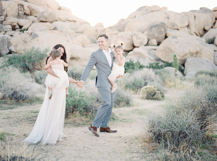 Alexis Ralston Photography | Joshua Tree Family Photographer | Vici Dolls Dress | Family Portraits | What to Wear | Film Photographer | Contax 645008.jpg