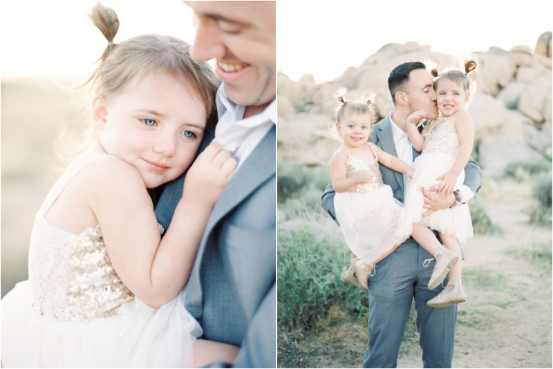 Alexis Ralston Photography | Daddy and Me Portrait Session | Family of 4 Posing Ideas.jpg