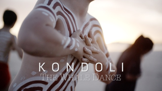 Kondoli the Whale dance