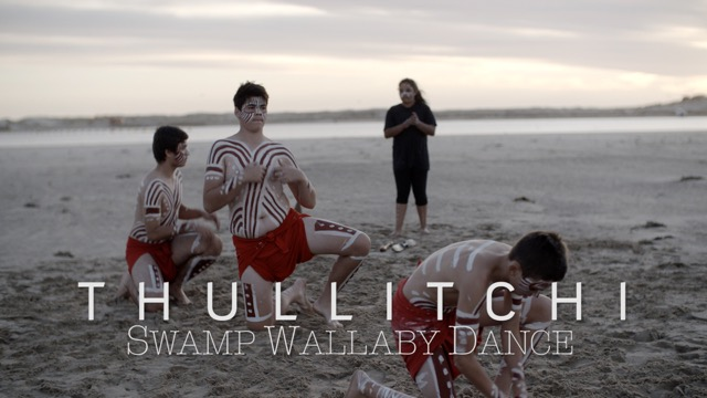 Thullitchi Swamp Wallaby dance