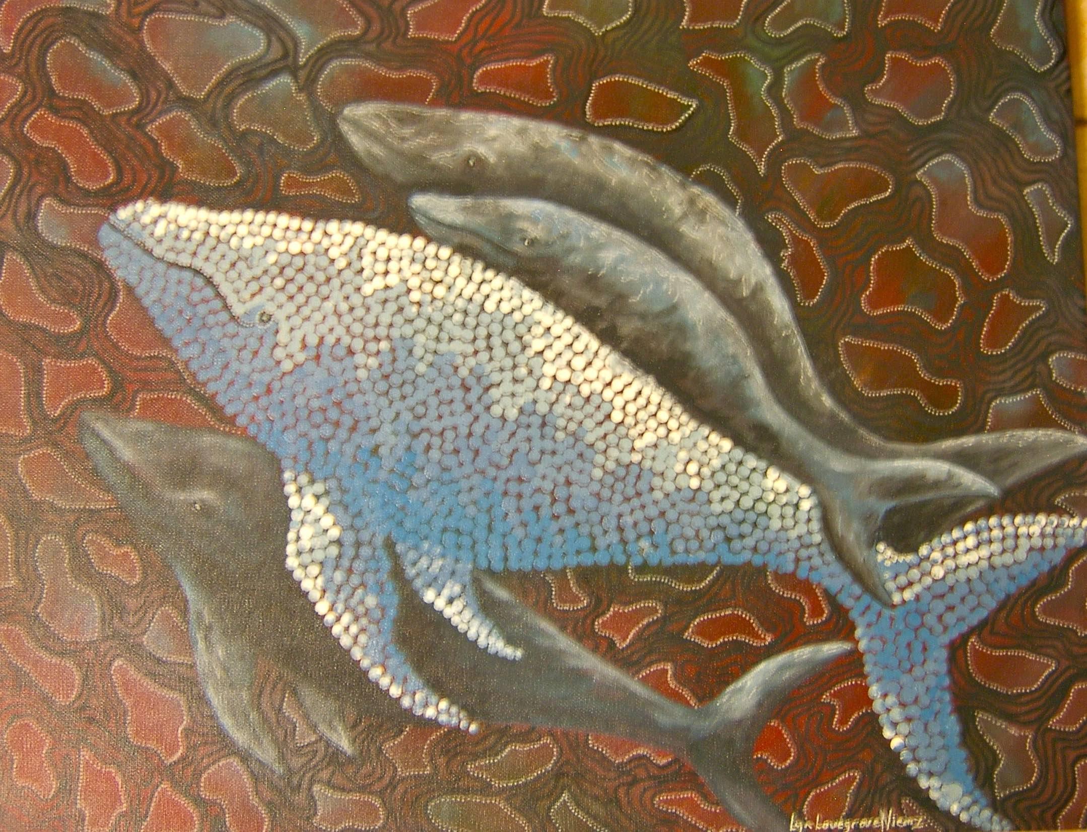 Whales - Kondoli