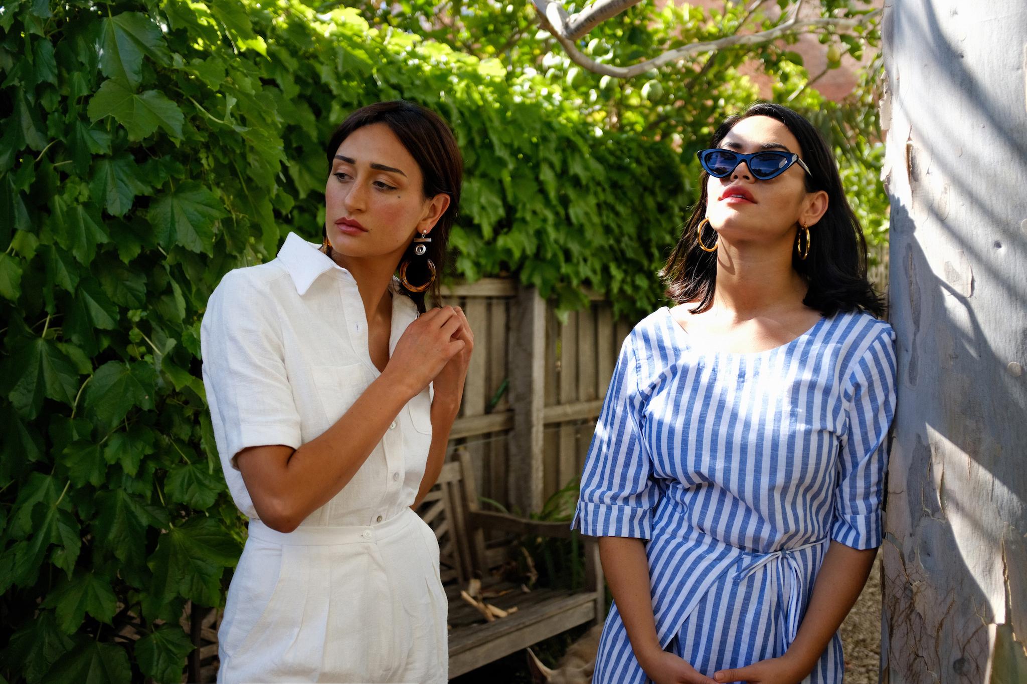 Jume girls in garden.jpg