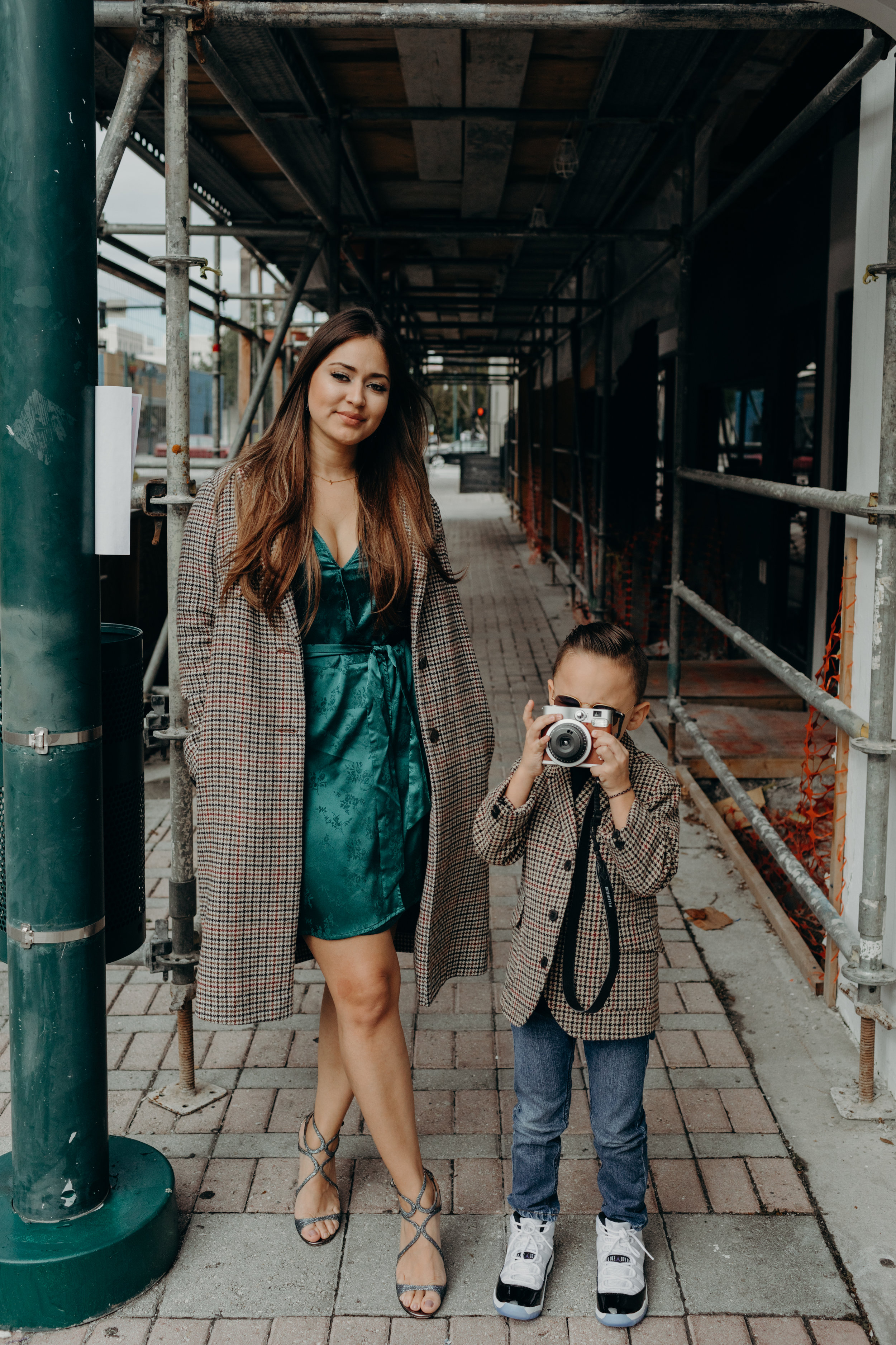 fashion mama | mommy and me | Matching jackets | concords | Jimmy choo | Downtown Orlando | Captured by Vanessa Boy |Vanessaboy.com (100 of 1).jpg