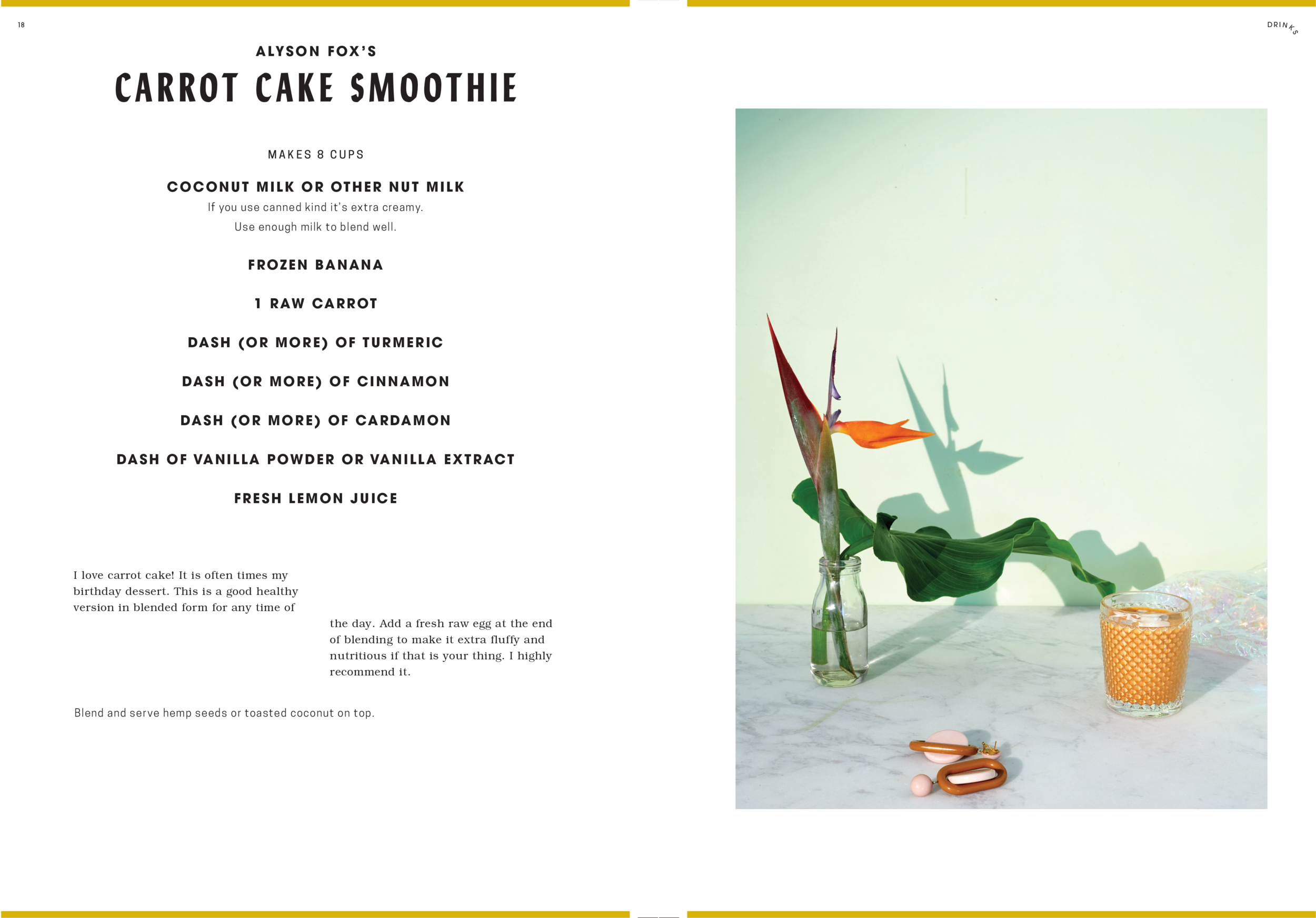 COOKING UP TROUBLE carrot cake smoothie.png
