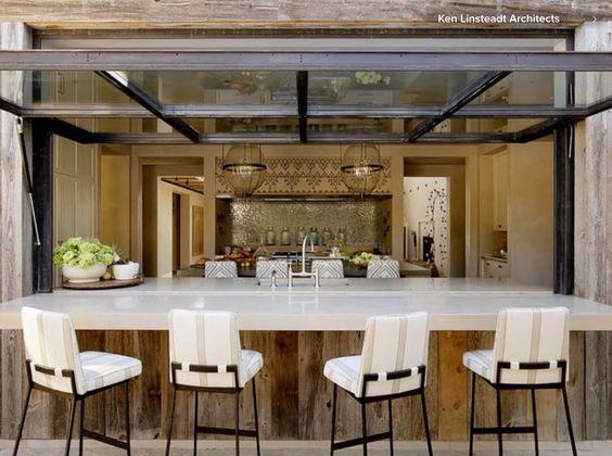 kitchen to bbq