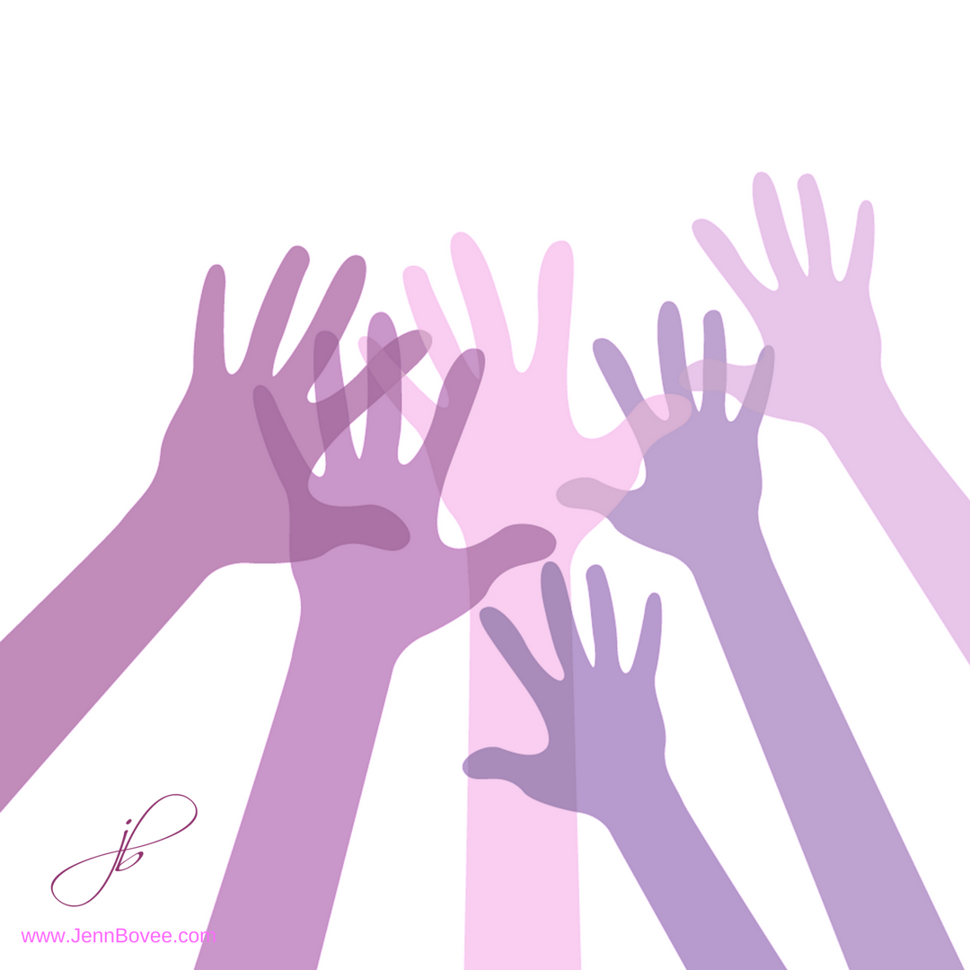 Helping Hands - Picking Who Helps You