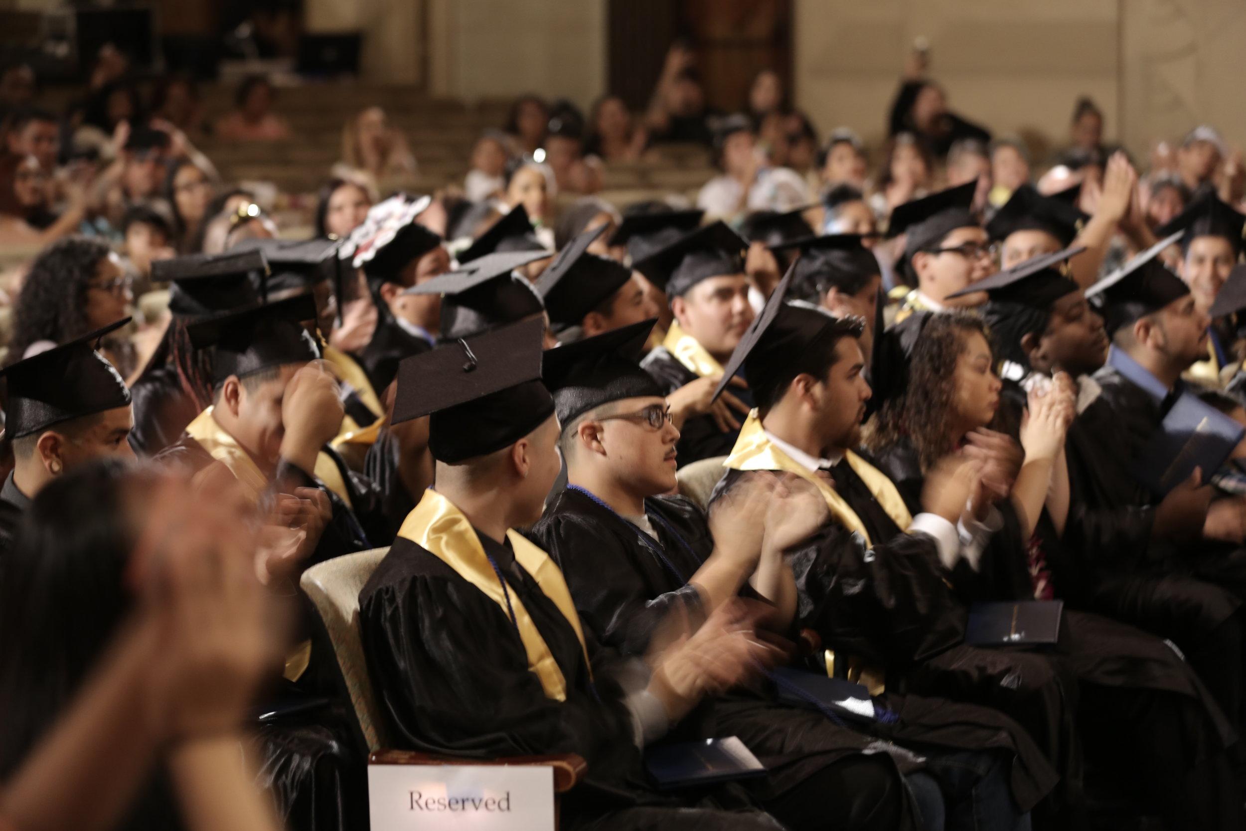 WINTER-YB Graduation