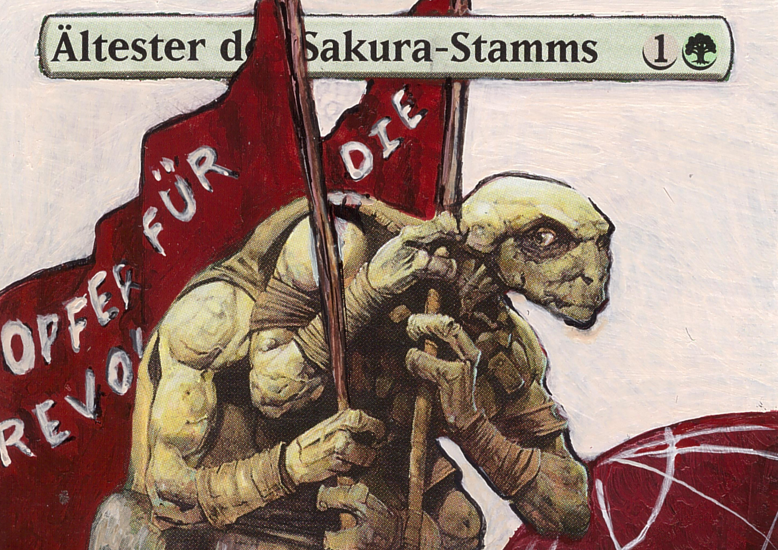 MTG Alters - Communist Series -