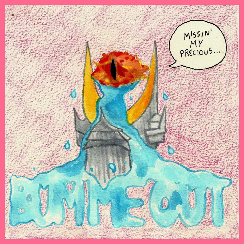 Bum Me Out (Single) - Goodbye Honolulu - Contributing Songwriter, Drums, Background Vocals
