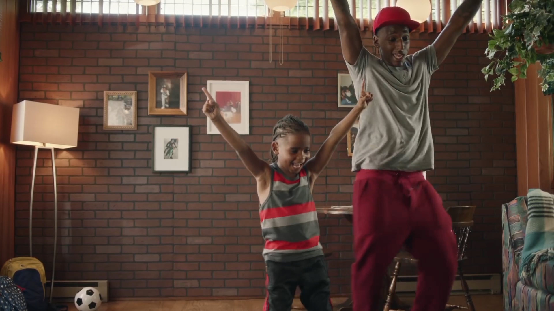 Dancing Dads - Composition: