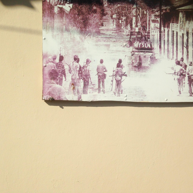 Nicaraguan history.