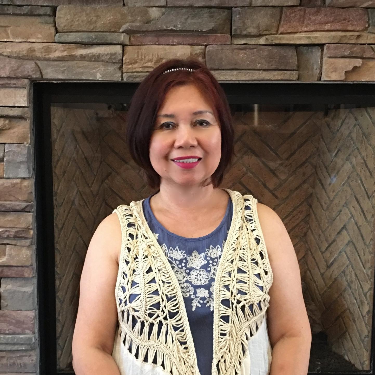 Gloria Cruz - Executive Secretary /Marketing Officer
