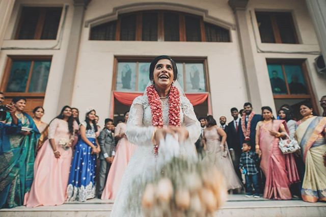 Things finally fell in place for us to crack this sequence right! What a fun wedding this was.  Candy + Edward 2019 Shot by @avinash_vj_ . . . . . . . . . . . .. . . . . . #stories #happyness #weddingphotojournalism #weddingphotographer #photostory #sequence #indianweddingphotographer #christianweddings #wppi #wpai #junebugweddings #weddingdocumentary #photraits #shaadisaga #wedmegood #wedmegoodsouth #ourhappyspace #catholicwedding #weddingdress #bouquet #weddingphotoinspiration #thisisreportage #fearless #mirror #reflection #rangefinder #chennaiweddingphotographer #bouquetthrow #junebugweddings