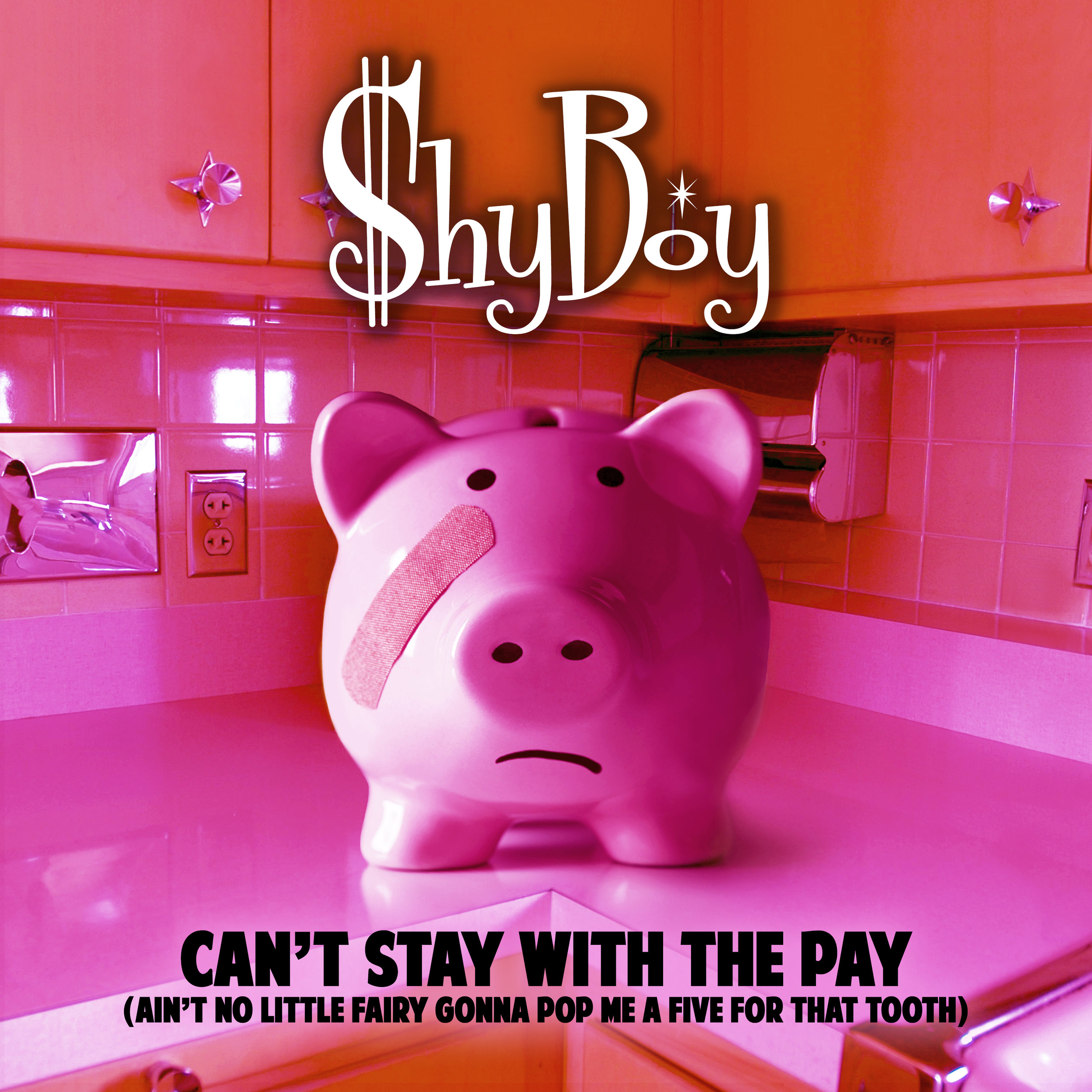 ShyBoy Cant Stay With The Pay - Single.jpg