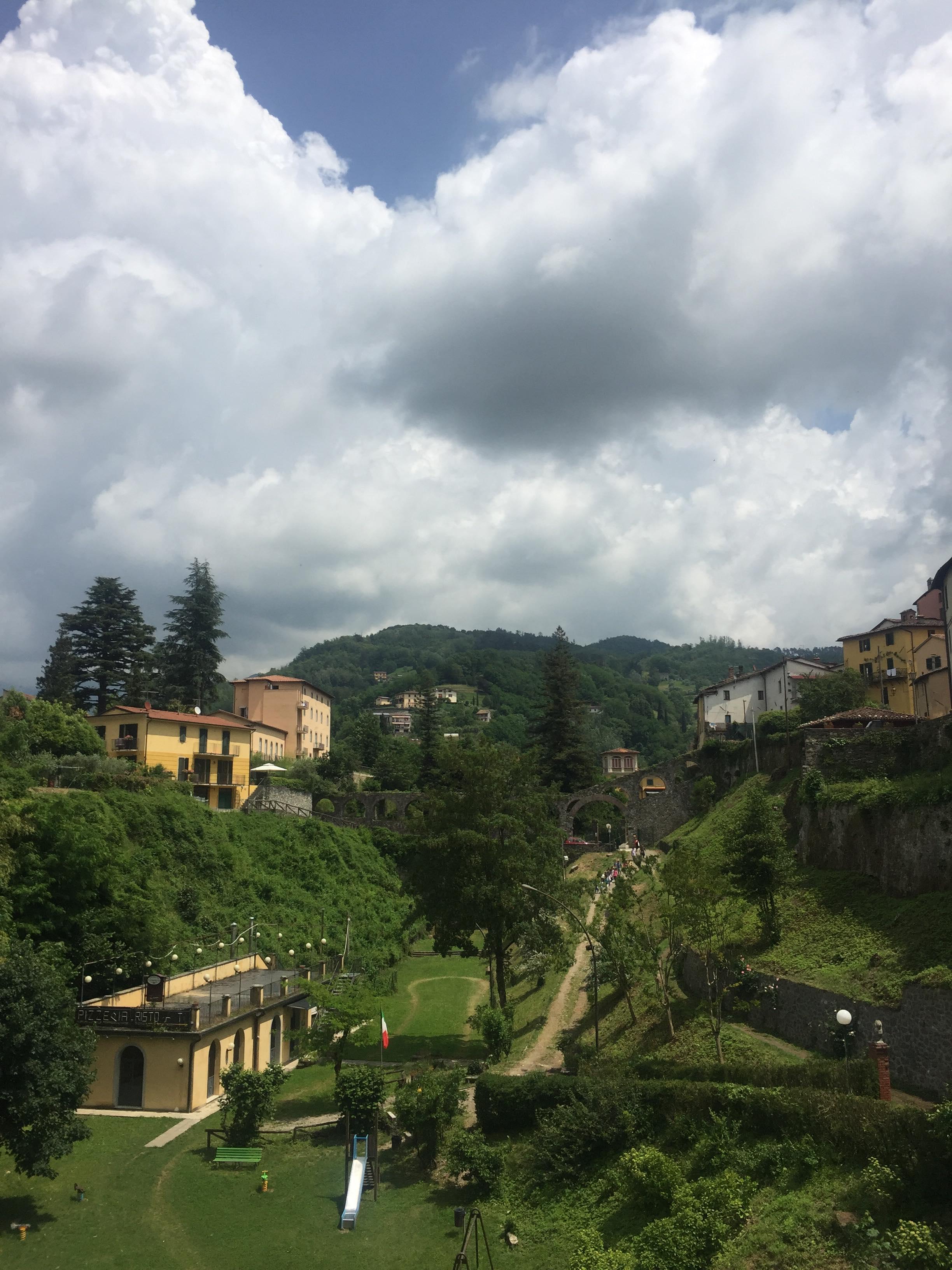 Barga - Italy -