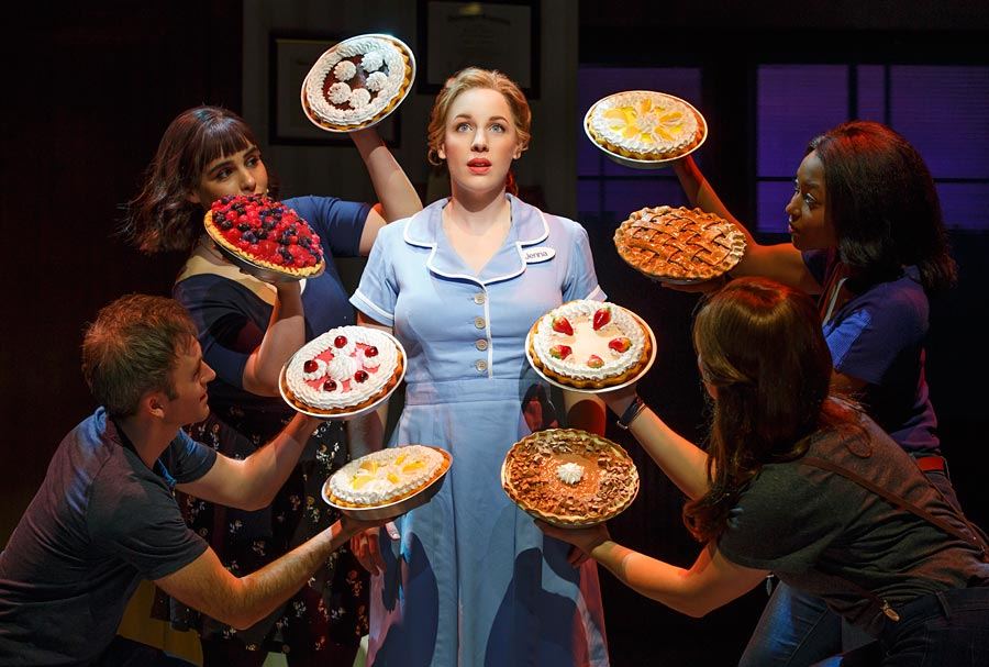 Make It Easy, Baking A Broadway Pie From Scratch -