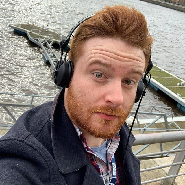 Windy walk while listening to a #podcast . . . . #art #artsy #fashion #fashionblogger #fashionbloggers #fblogger #fbloggers #beauty #beautybloggers #bbloggers #lifeblogger #lbloggers #hipster #hippie #beautiful #lgbt #teamgay #ginger #selfie #Instagood #music #livemusic #glasgow #Ginger #redhair #water #beardstyle