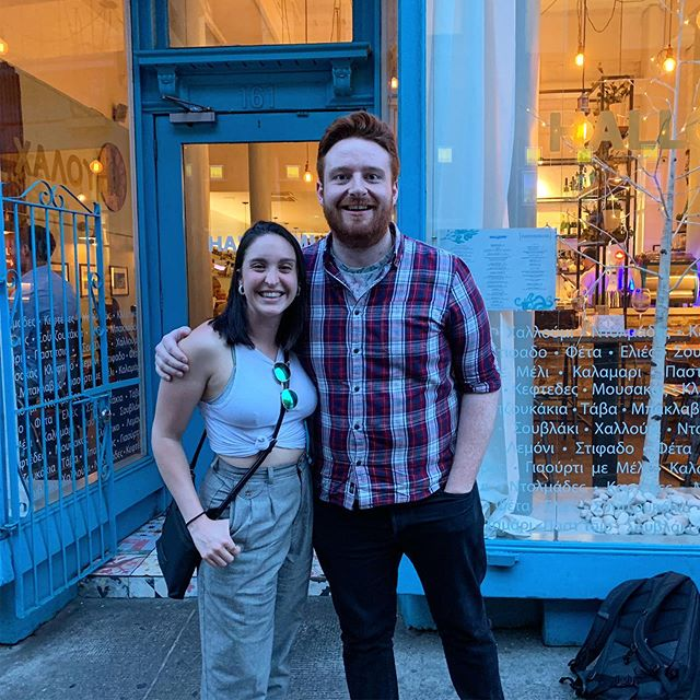 Had dinner with this American Bitch.  I love this woman to bits, absolutely elated to see her back in #Glasgow❤️ . . . #art #artsy #fashion #fashionblogger #fashionbloggers #fblogger #fbloggers #beauty #beautybloggers #bbloggers #lifeblogger #lbloggers #hipster #hippie #friends #friendshipgoals  #beautiful #lgbt #teamgay #ginger #selfie #Instagood #scotland #amazing #follow #loveyou