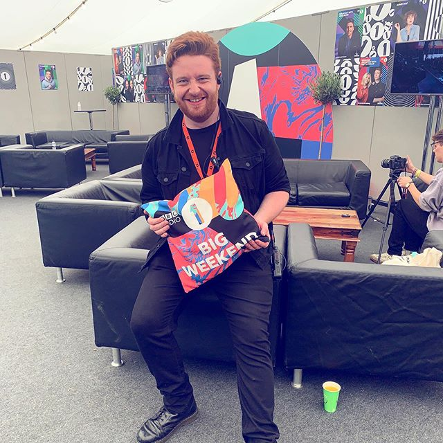 Another crazy #BigWeekend has come and gone. Cheers #Middlesbrough  #music #livemuisc #festival #Radio #Radio1 . . . #art #artsy #fashion #fashionblogger #fashionbloggers #fblogger #fbloggers #beauty #beautybloggers #bbloggers #lifeblogger #lbloggers #hipster #hippie #beautiful #lgbt #teamgay #ginger #selfie #Instagood #music #amazing #follow