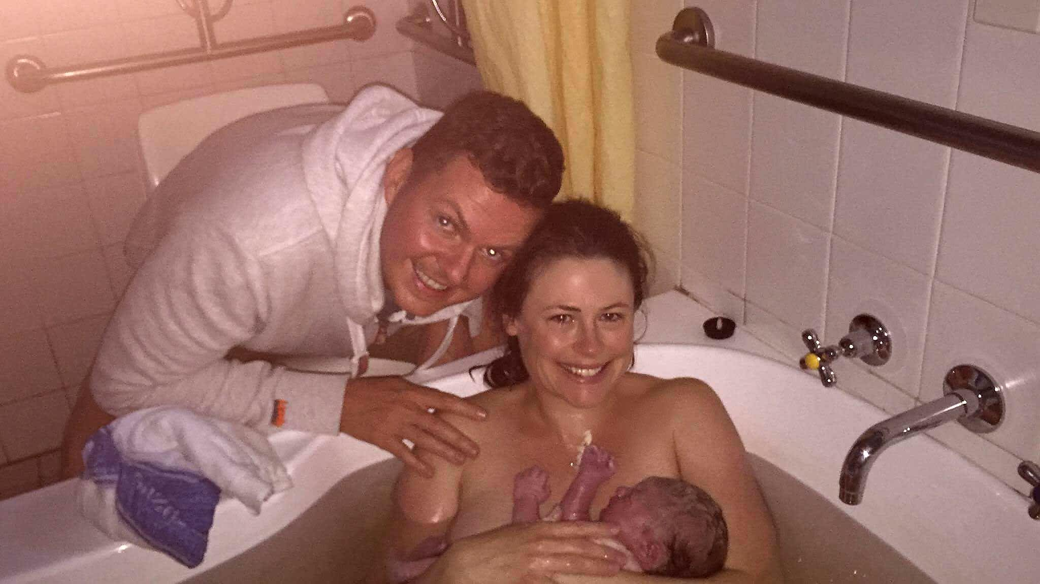 ARIANE WATERBIRTH