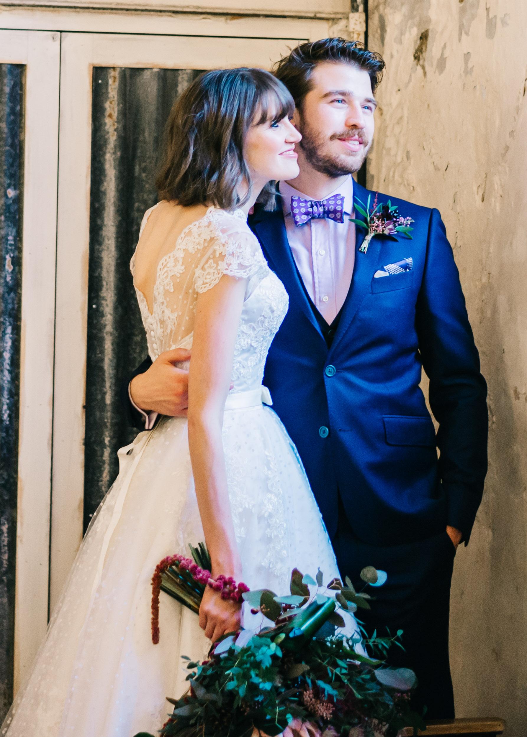 Holmes Mill Lancashire - Wedding Styled Shoot12