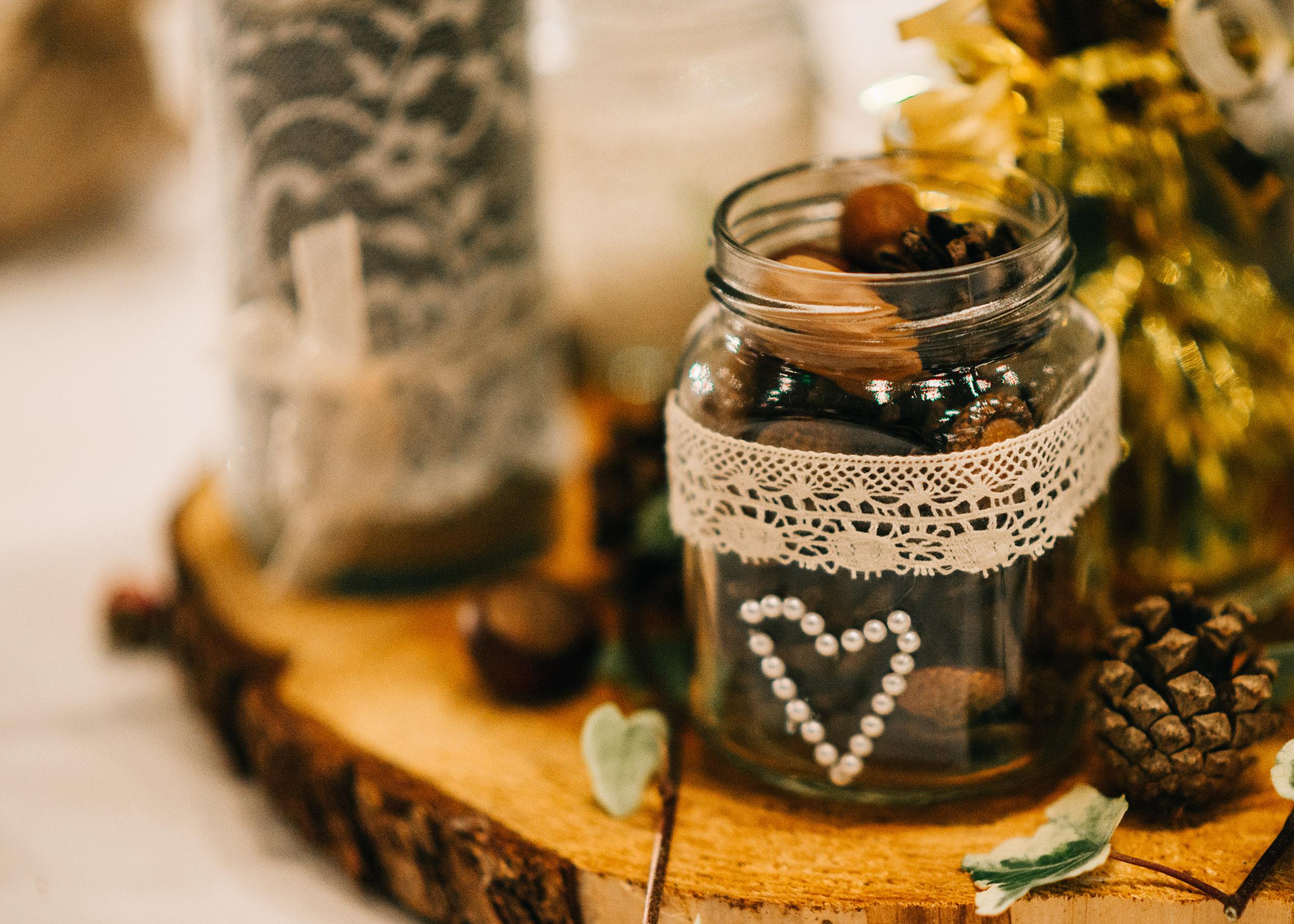 Wild flower & woodland theme wedding in manchester36