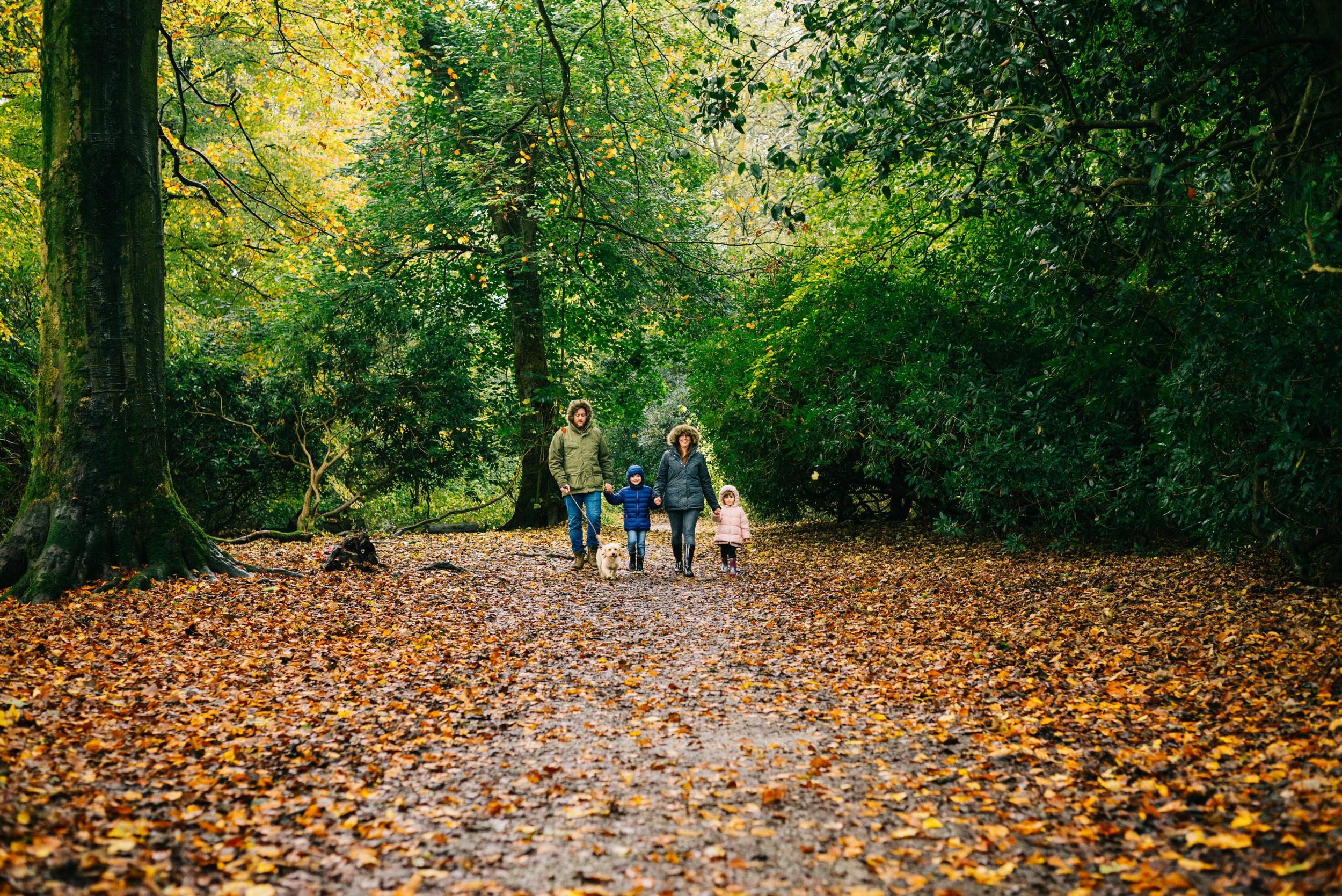 autumn mini session, Lancashire Towneley Park9