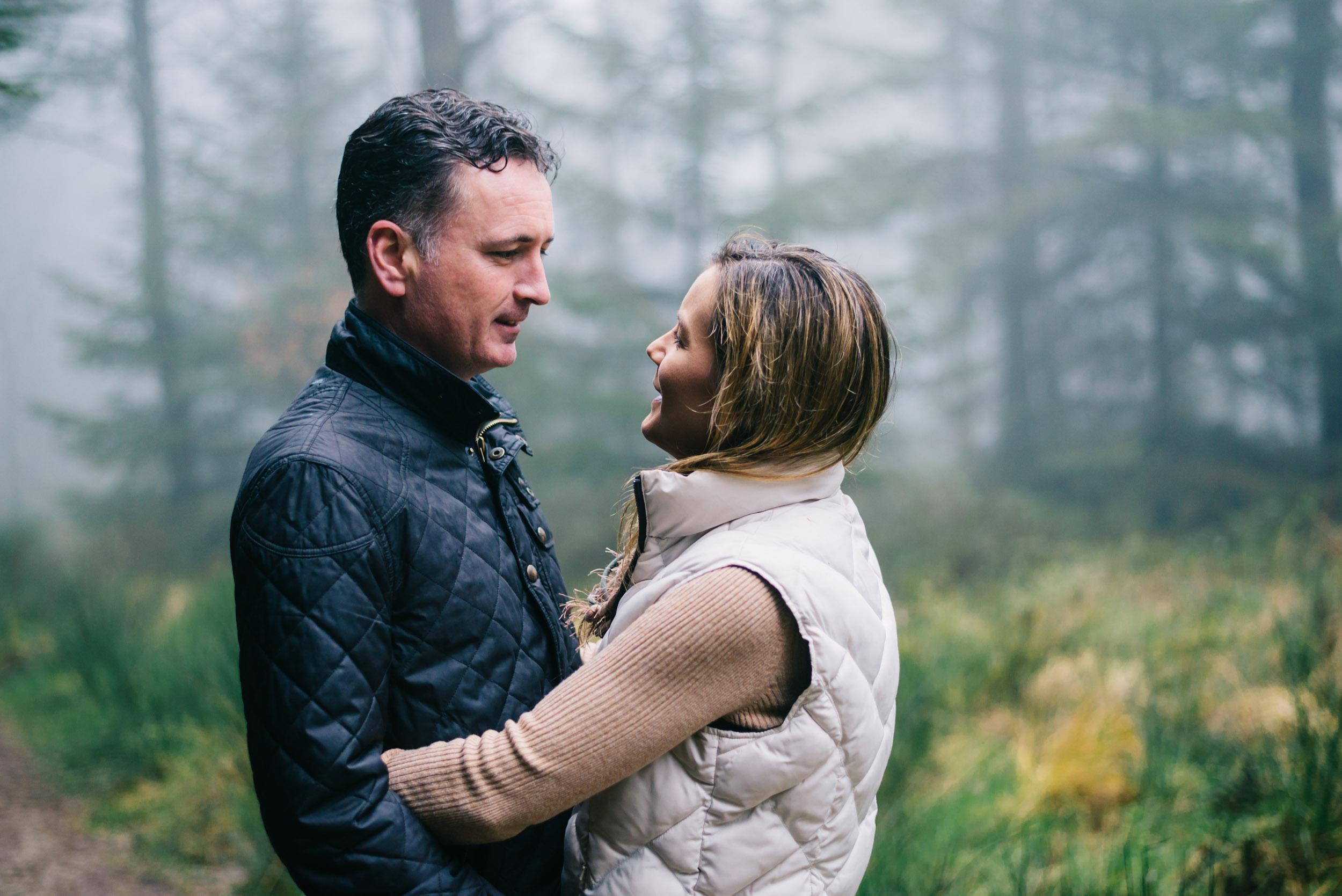 Engagement Shoot, Beacon Fells Lancashire10