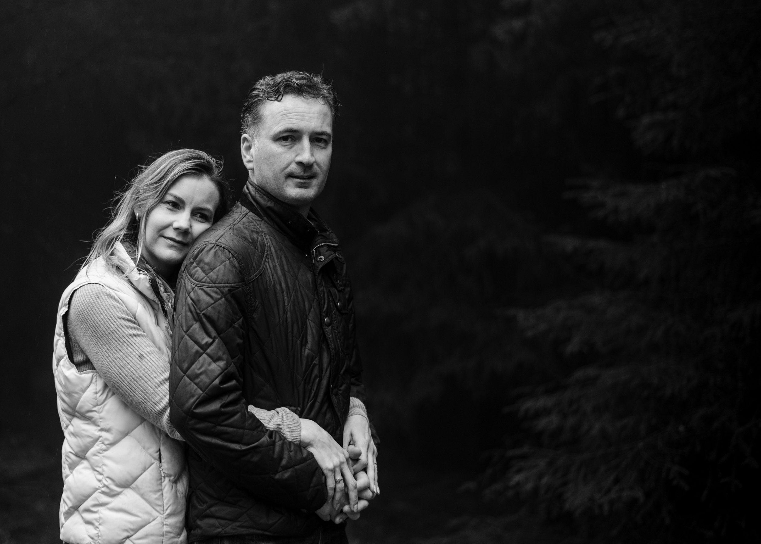 Engagement Shoot, Beacon Fells Lancashire14