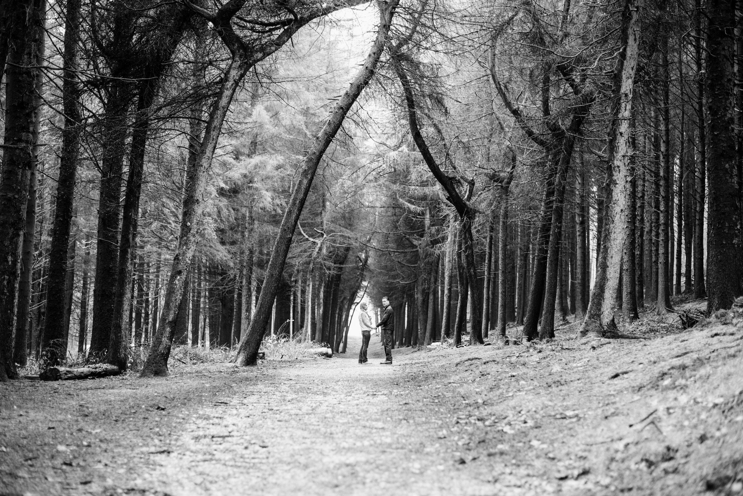 Engagement Shoot, Beacon Fells Lancashire32