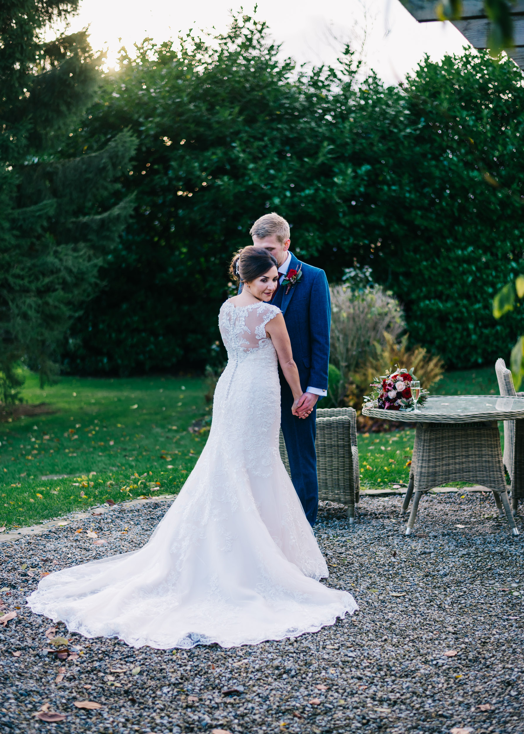 Ribble Valley Wedding Photographer - Shireburn Arms Lancashire