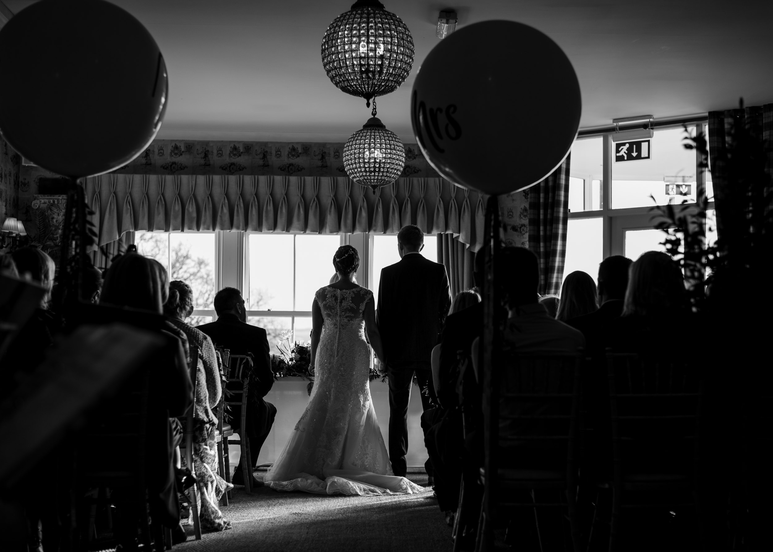 Shireburn Arms Wedding Hurst Green, Ribble Valley, Lancashire16