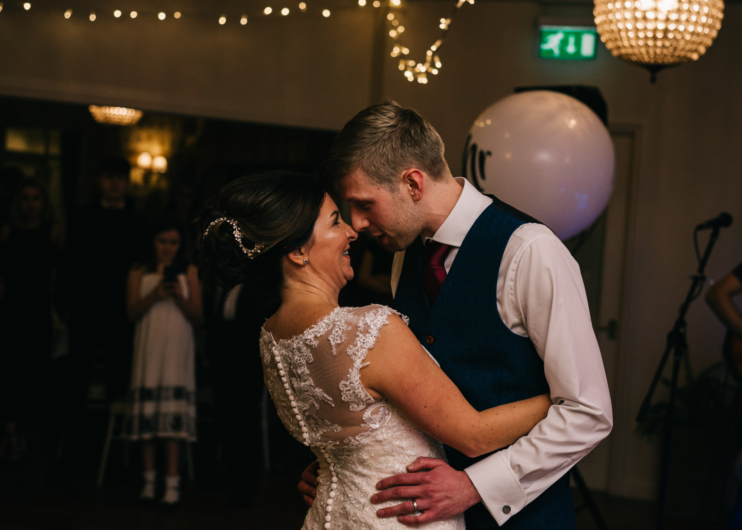 Shireburn Arms Wedding Hurst Green, Ribble Valley, Lancashire47