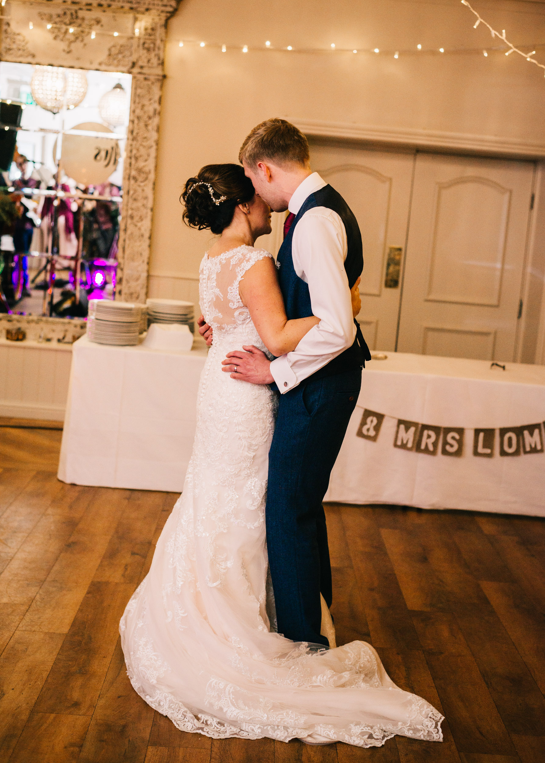 Shireburn Arms Wedding Hurst Green, Ribble Valley, Lancashire46