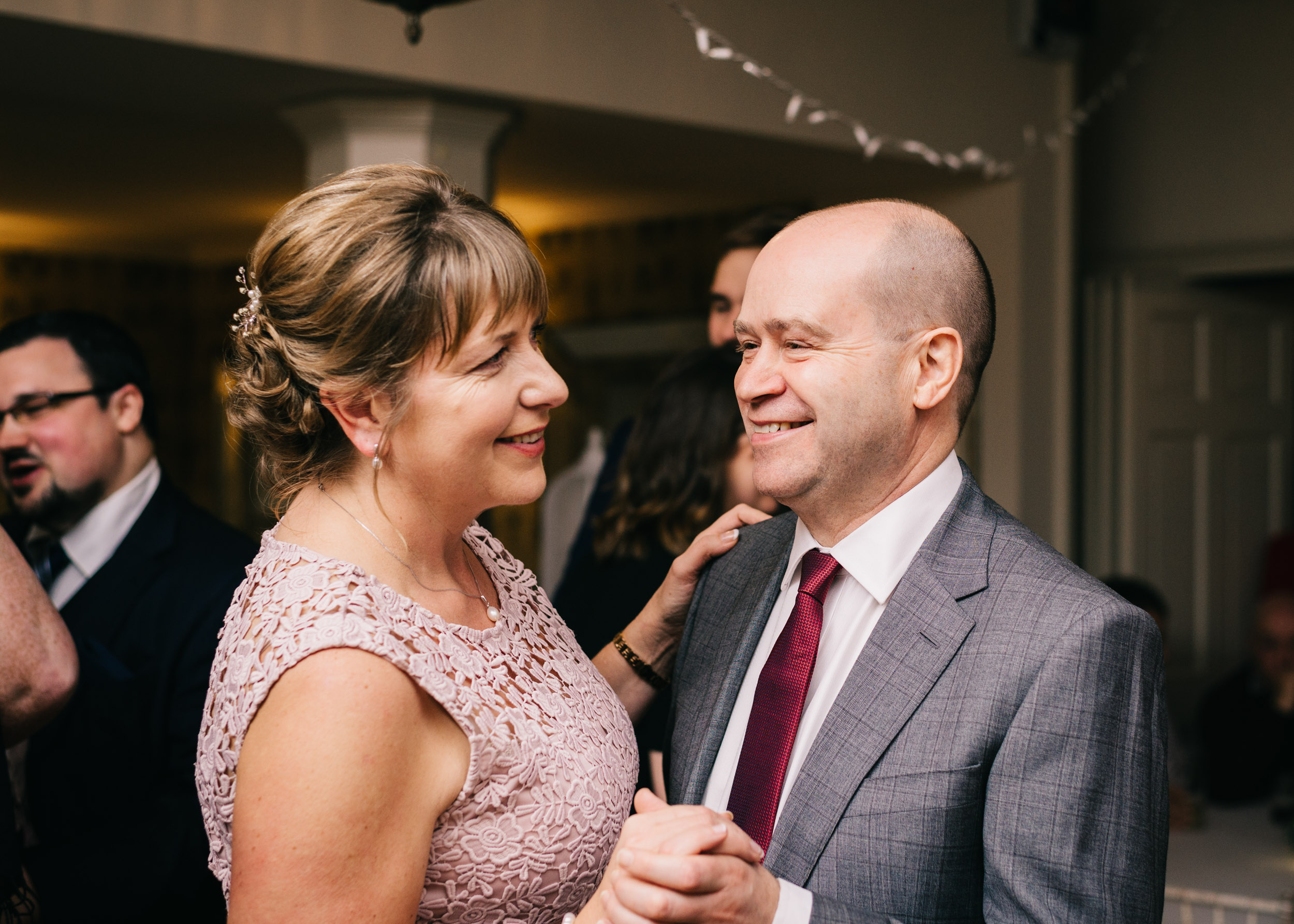Shireburn Arms Wedding Hurst Green, Ribble Valley, Lancashire49