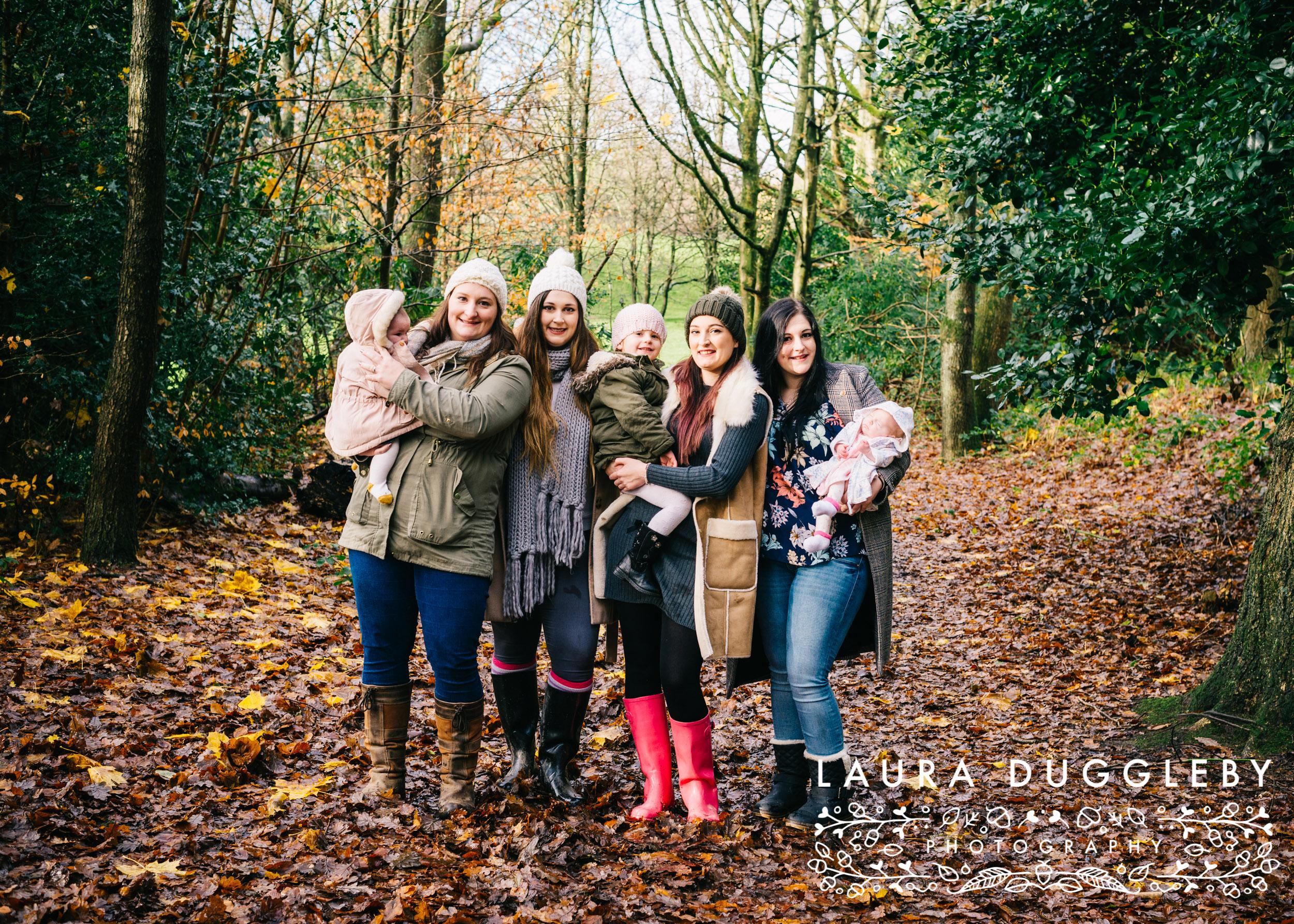 witton park lancashire family shoot