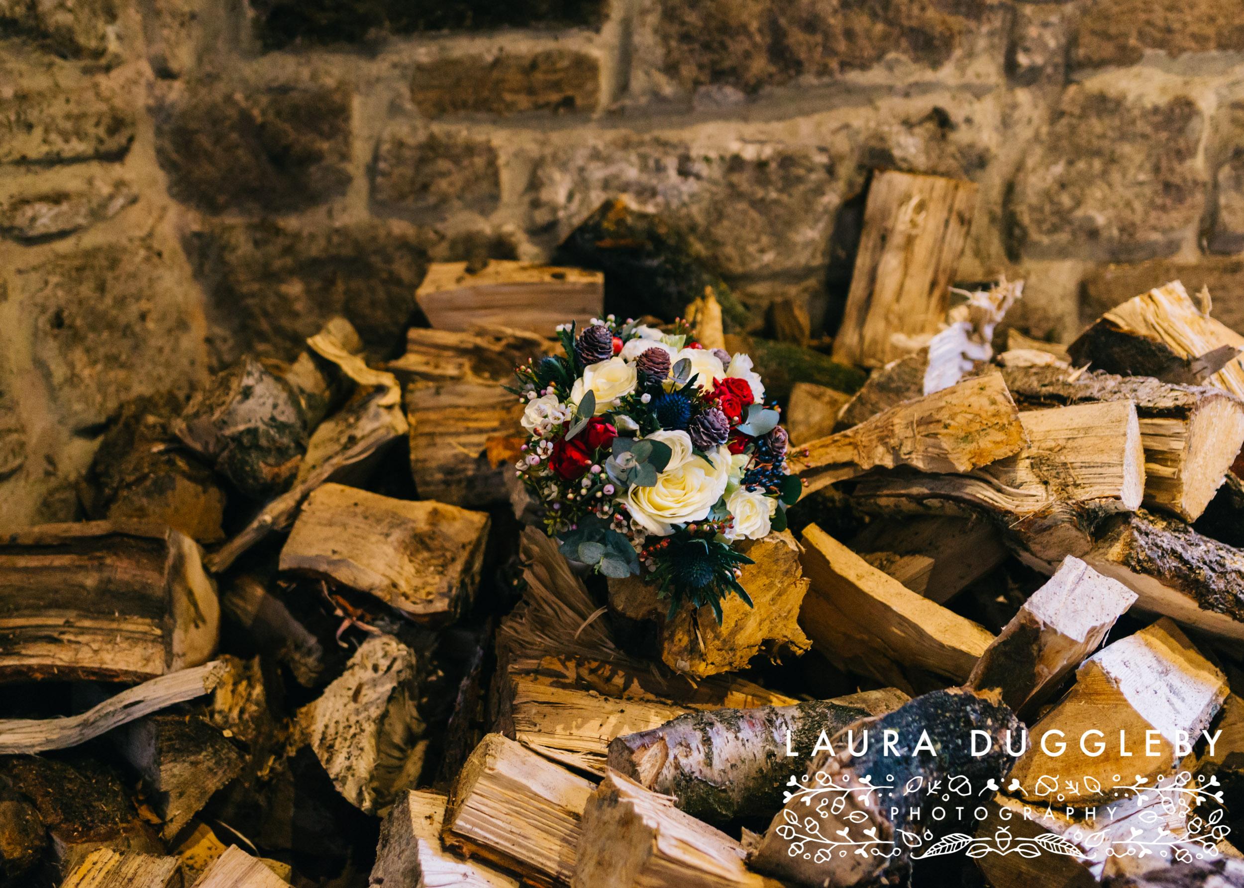 Wedding Bouquet Shireburn Arms