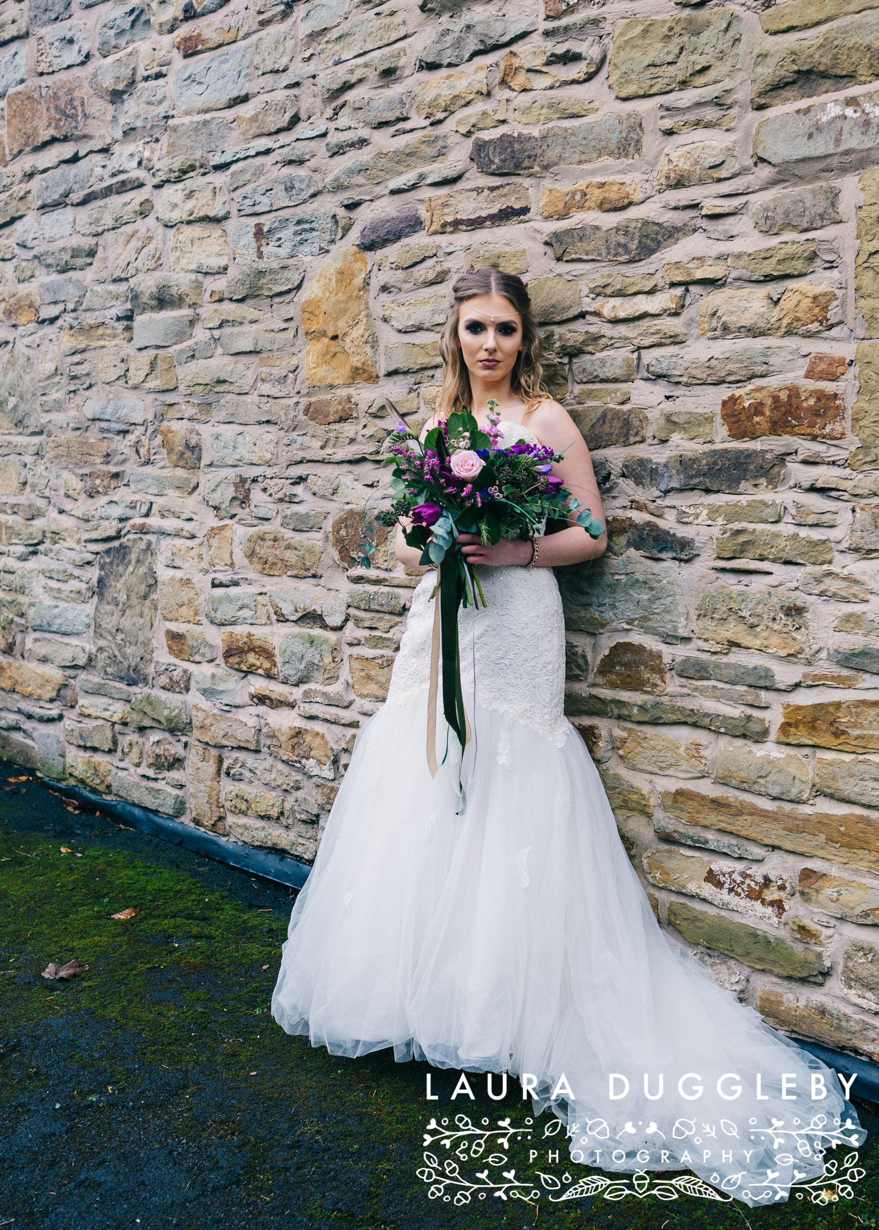 Rossendale Wedding Photographer - Boho styled shoot Sparth House Hotel Accrington