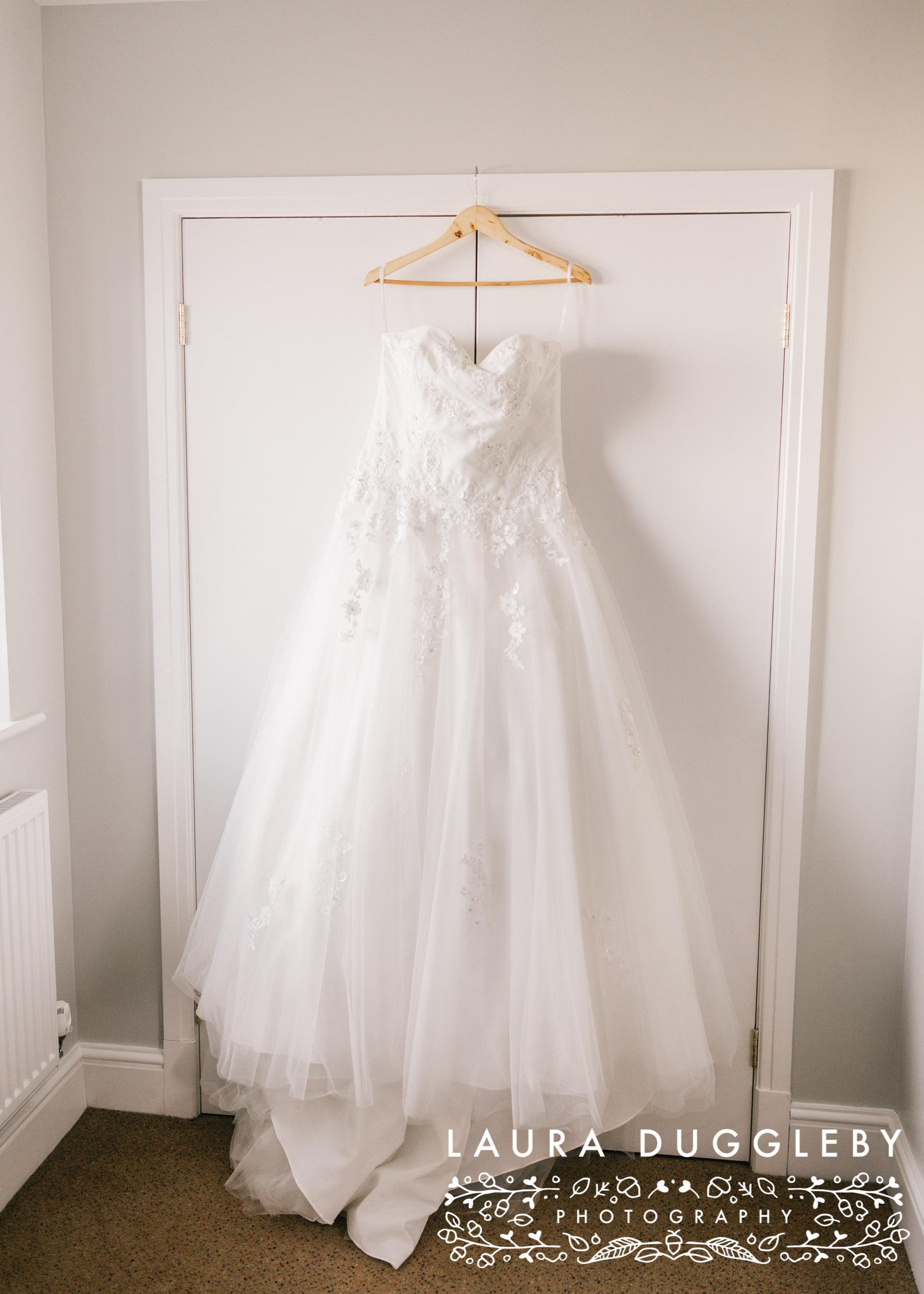 The Villa Hotel - Wrea Green Lancashire Wedding Photographer2