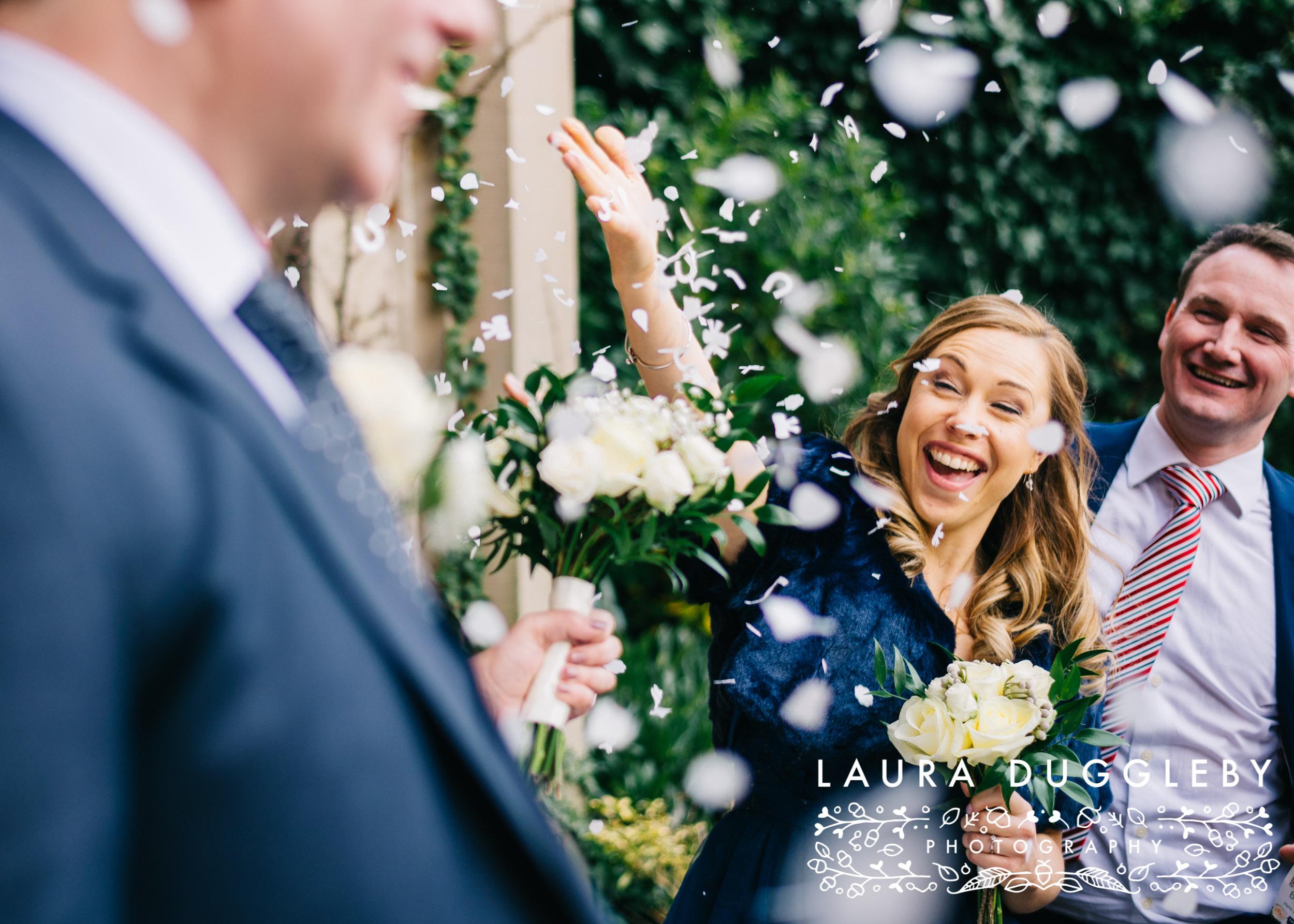 The Villa Hotel - Wrea Green Lancashire Wedding Photographer13