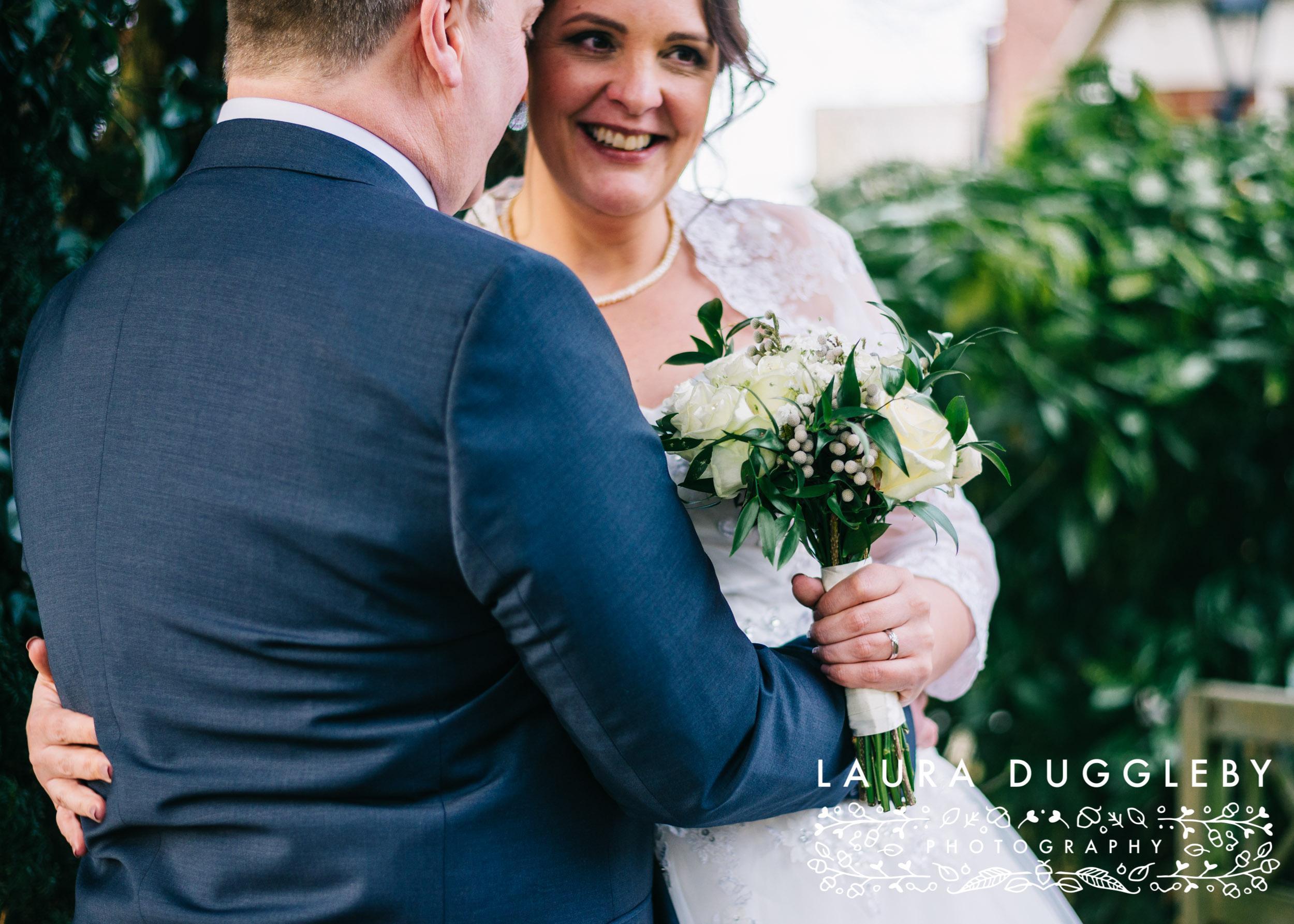 The Villa Hotel - Wrea Green Lancashire Wedding Photographer15