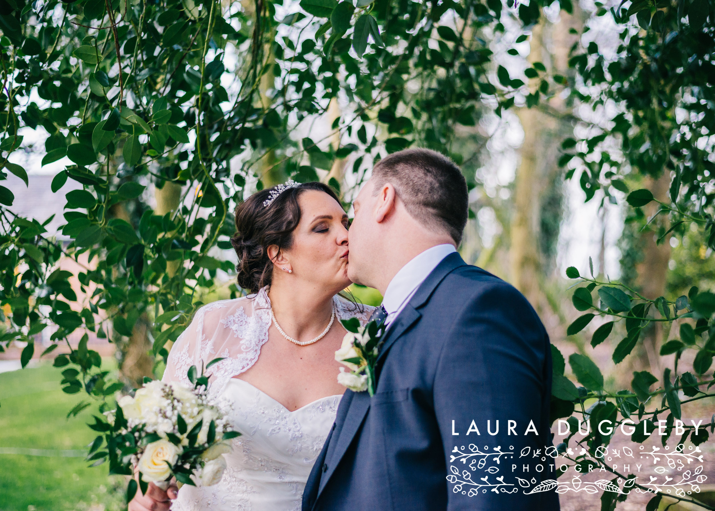 The Villa Hotel - Wrea Green Lancashire Wedding Photographer17