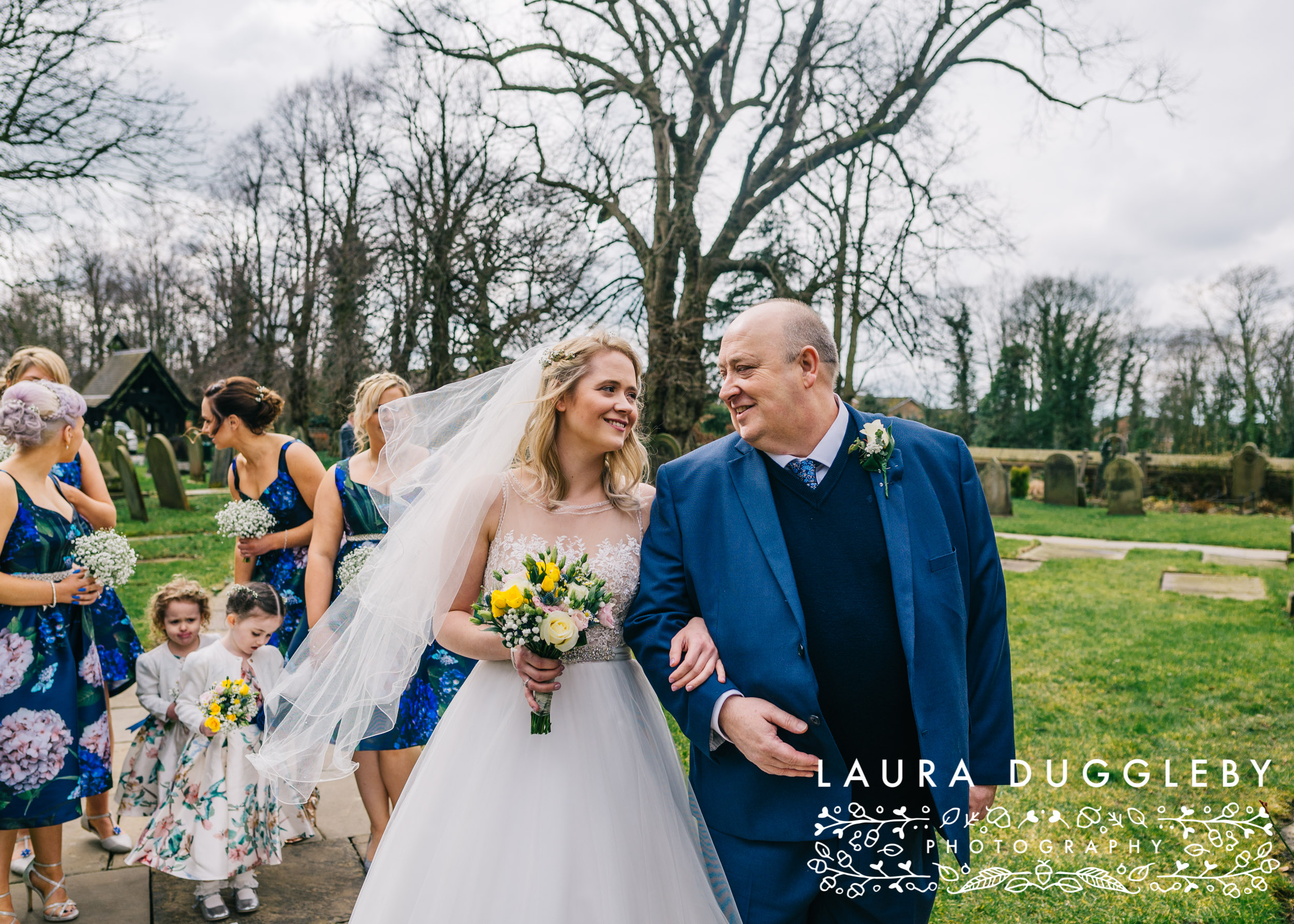 Mawdesley Village Hall - Lancashire Wedding Photographer - Laura Duggleby Photography