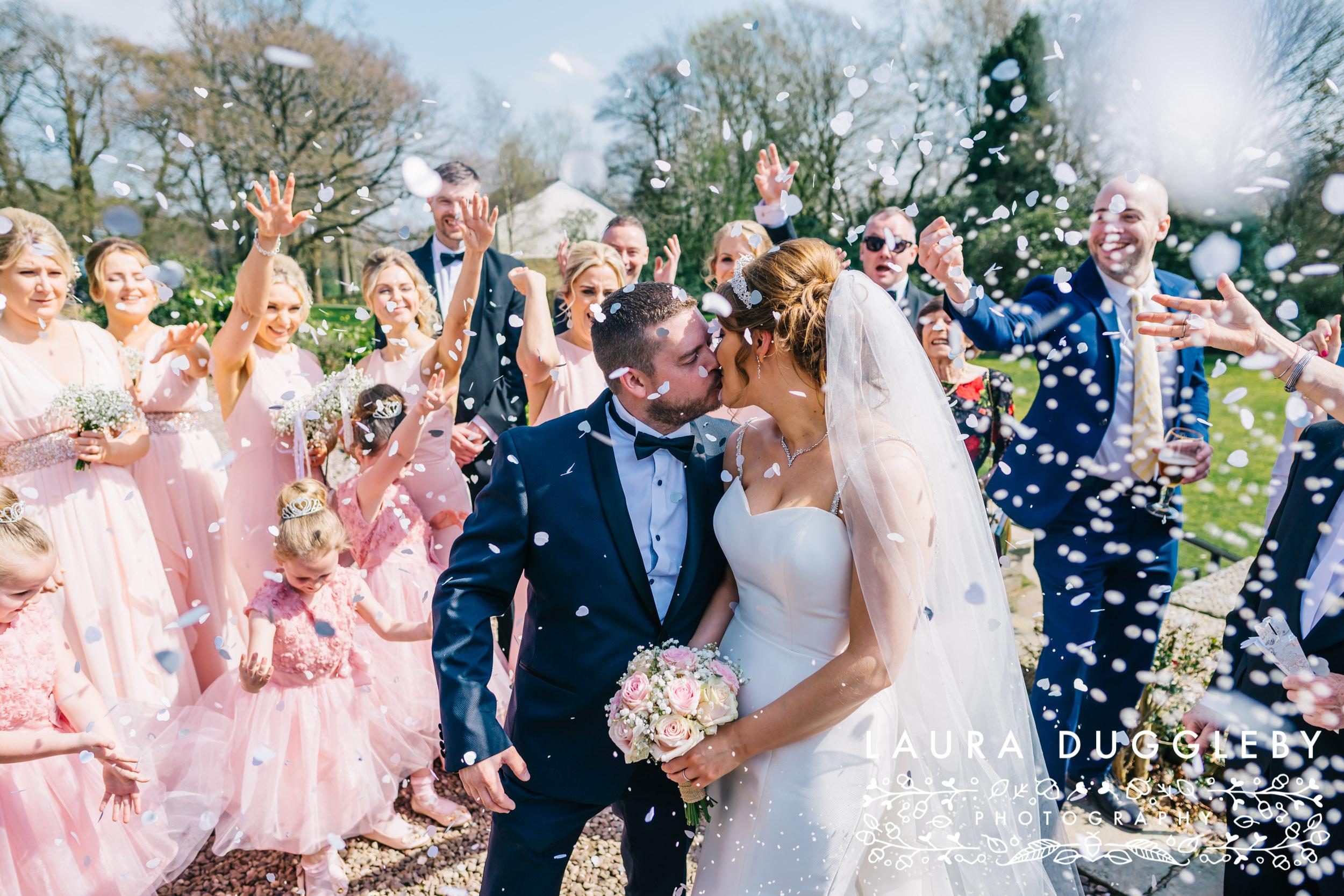 Higher Trapp Hotel Wedding, Ribble Valley Wedding Photographer10