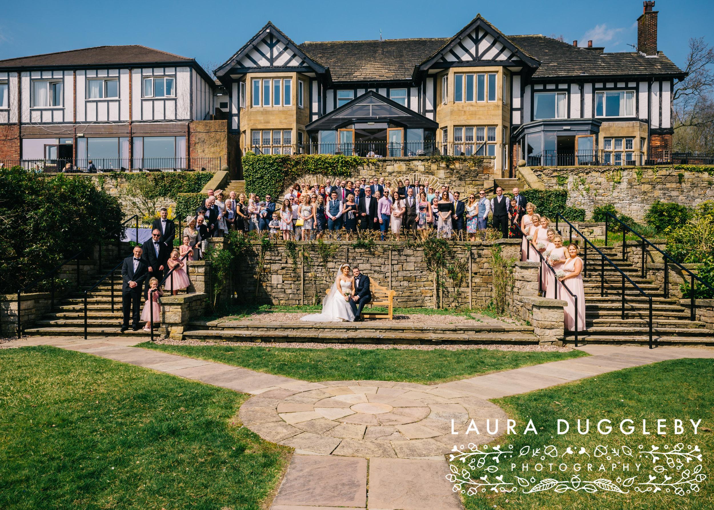 'Higher Trapp Wedding' Ribble Valley Wedding Photographer-17.jpg
