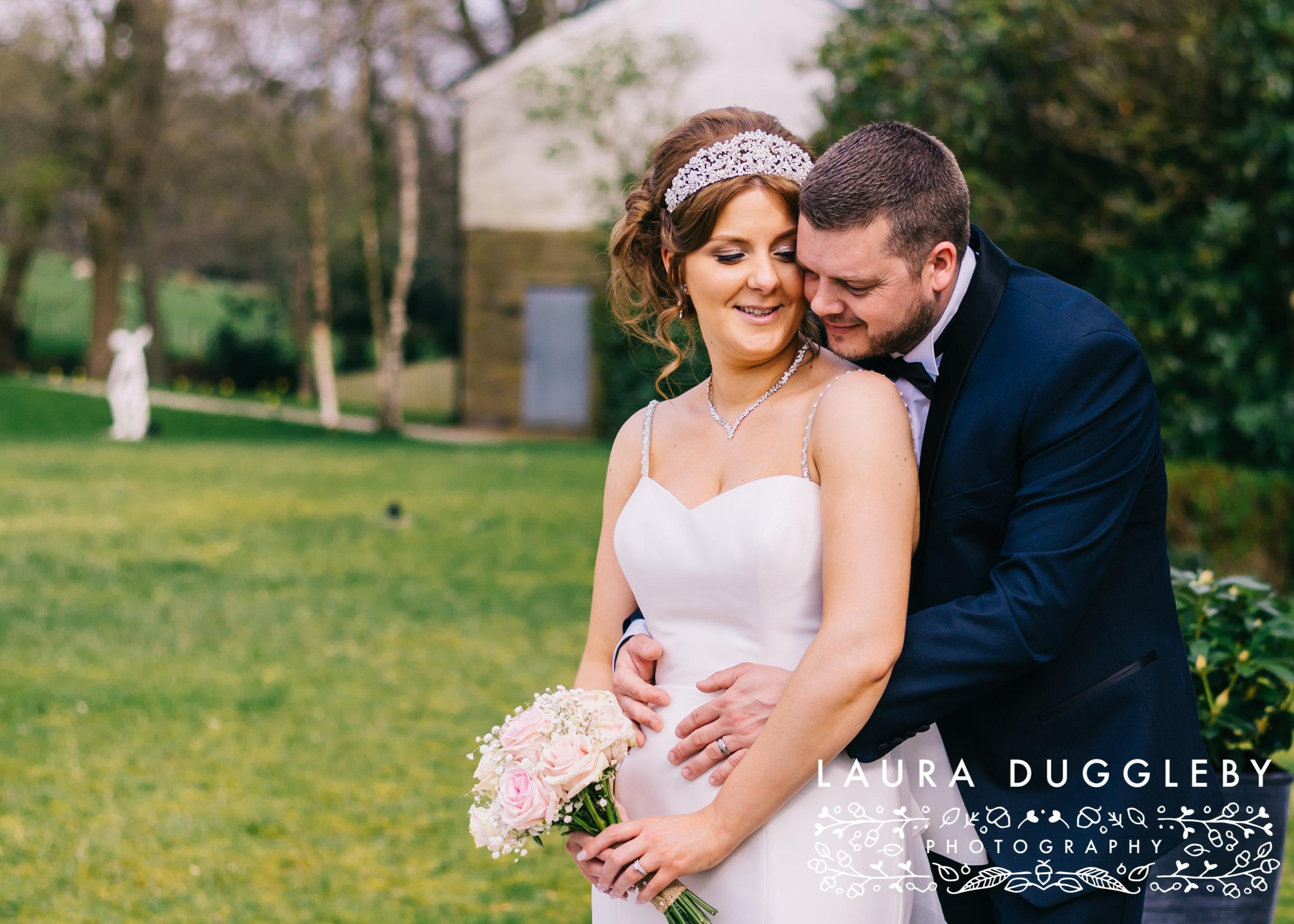 'Higher Trapp Wedding' Ribble Valley Wedding Photographer-27.jpg