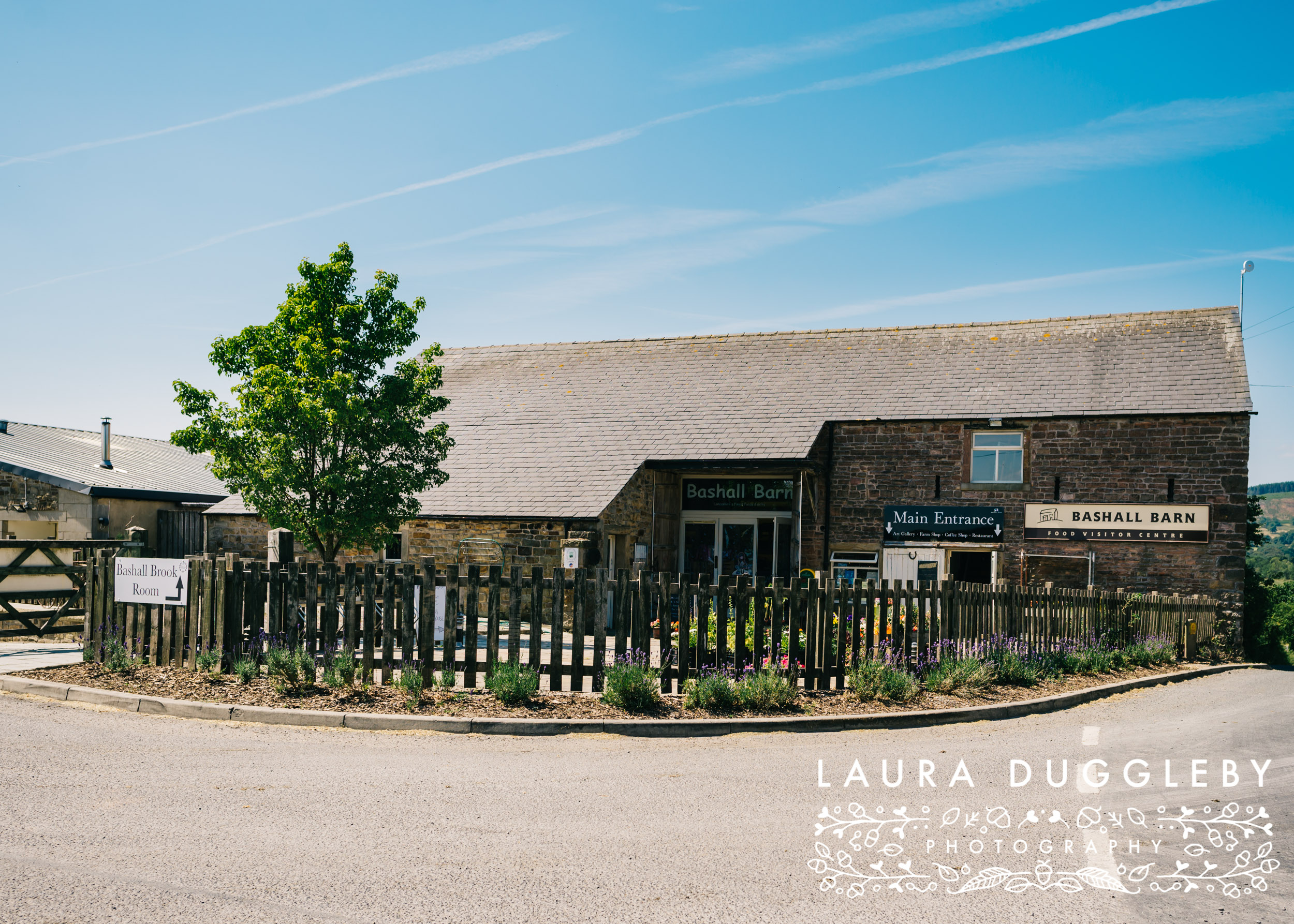Bashall Barn Wedding Photographer