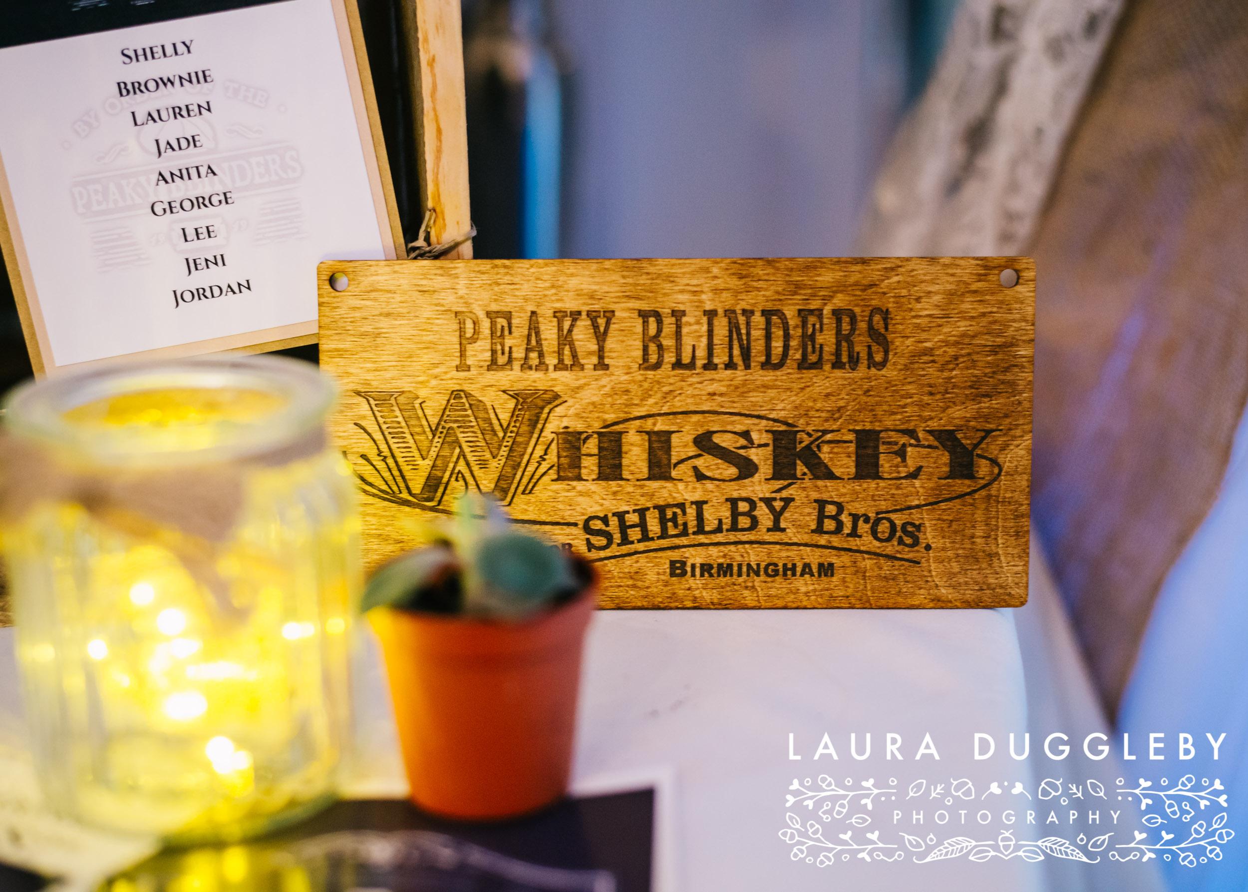 Peaky Blinders Wedding - Whitehall Hotel Darwen - Wedding Photographer5