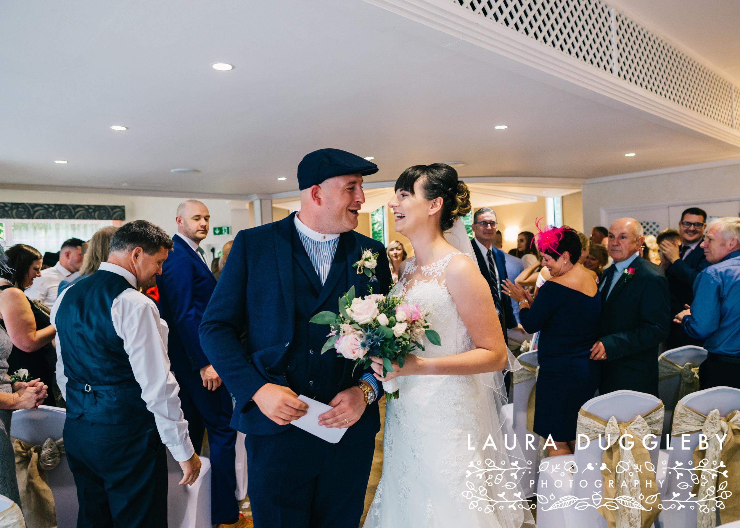 Peaky Blinders Wedding - Whitehall Hotel Darwen - Wedding Photographer10