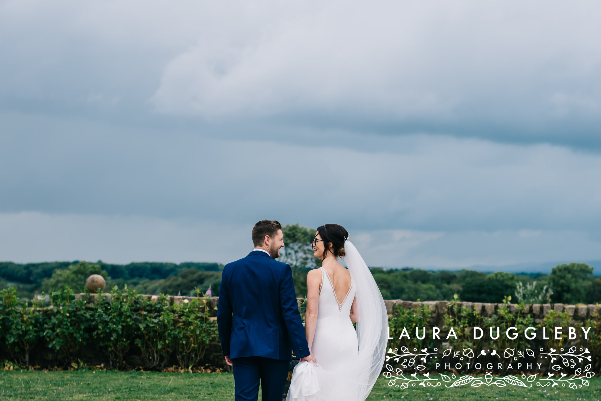 Beeston Manor Wedding - Lancashire Wedding Photographer5